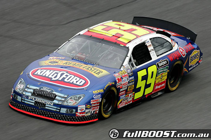 Ambrose Steps Up To NASCAR Busch In 2007
