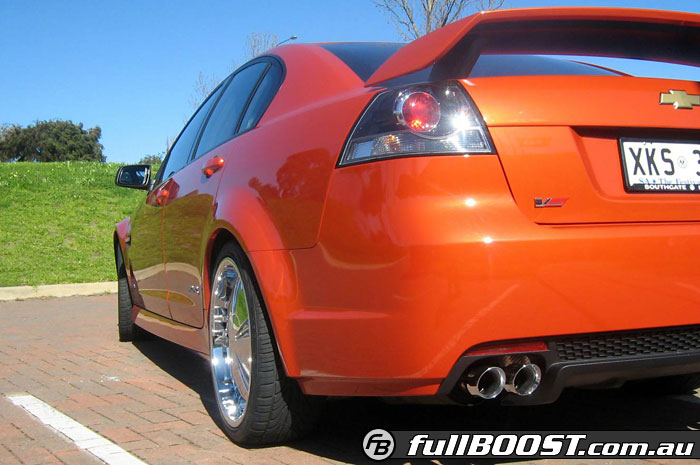 New Lukey Tips for VE Commodore