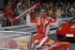 Ferrari Formula One Power Comes to the Streets of Melbourne