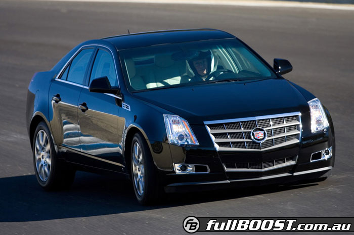 General Motors Luxury Brand Cadillac Is Coming To Australia