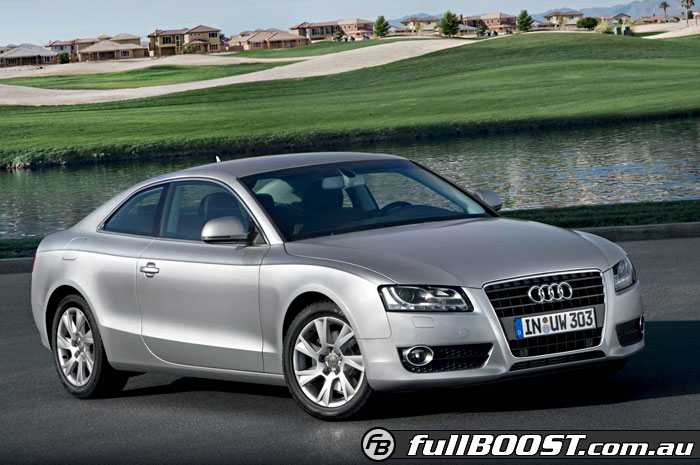 powerful 3 0 tdi for audi a5. Black Bedroom Furniture Sets. Home Design Ideas