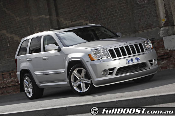 2008 jeep grand cherokee srt8 quickest jeep ever. Black Bedroom Furniture Sets. Home Design Ideas