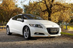 Honda Launches The All-New Sporty CR-Z