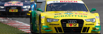 First Victory of 2013 for the Audi RS 5 DTM