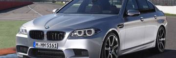 The new BMW M5