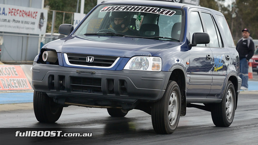 Honda CR-V turbo SLEEPER - fullBOOST
