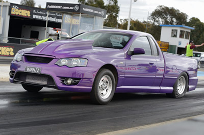900 Hp Supercharged Ford Xr8 Fullboost