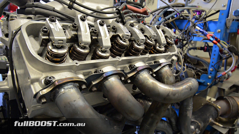1000hp All Motor V8 By Haddad Fullboost