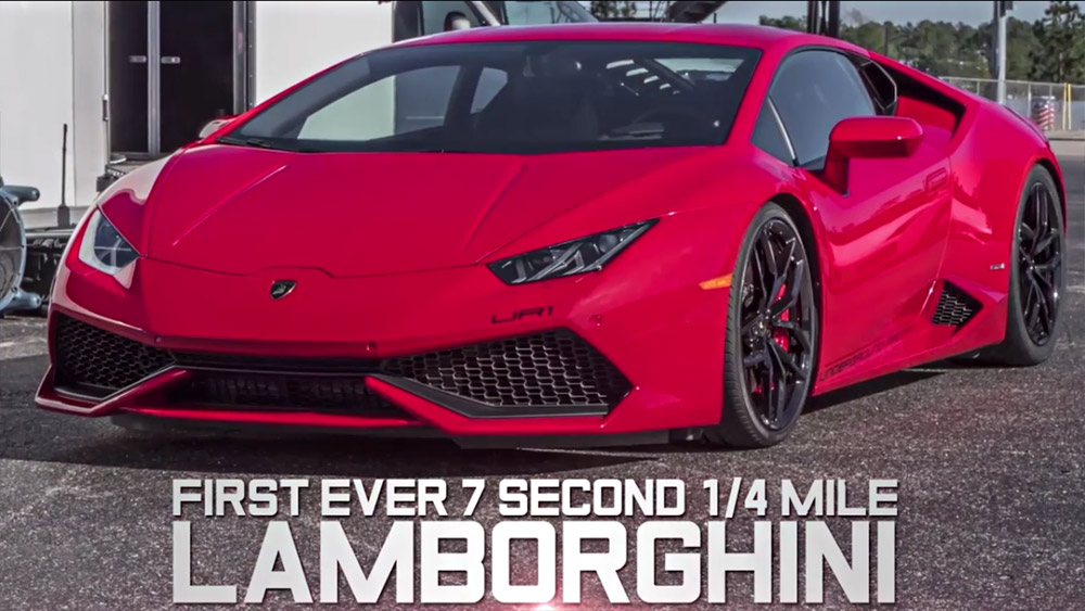 underground racing tt lamborghini huracan runs 1 4. Black Bedroom Furniture Sets. Home Design Ideas