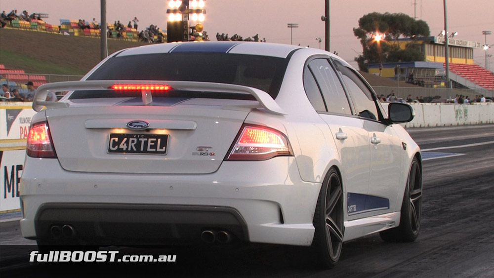 Supercharged Ford FPV GT - fullBOOST