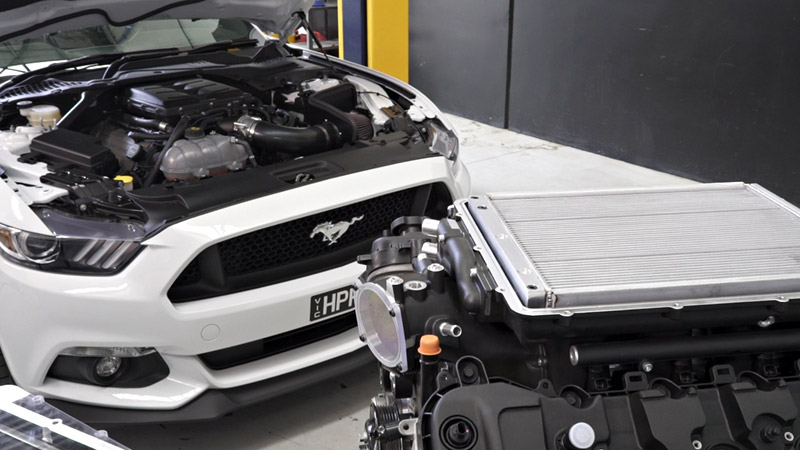 Harrop Mustang 5 0 Supercharger Kit Technical Review - fullBOOST