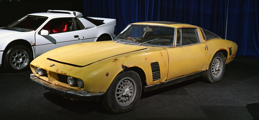 1967 Iso Grifo Gl 2016 Rm Sotheby S London Sale Feature: Records Tumble In RM Sotheby's Historic London Sale