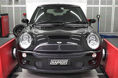 MINI R53 Cooper S Supercharger Kit Technical Review by Harrop