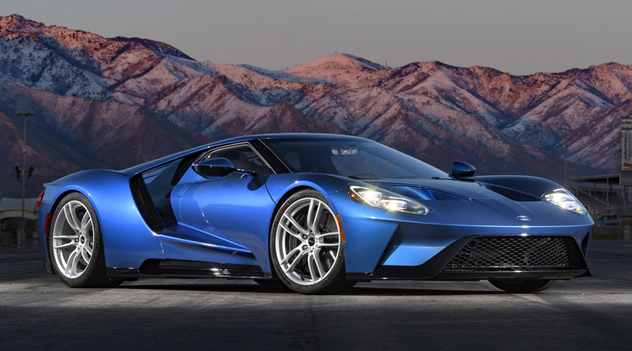 How Ford Created the GT Supercar  fullBOOST