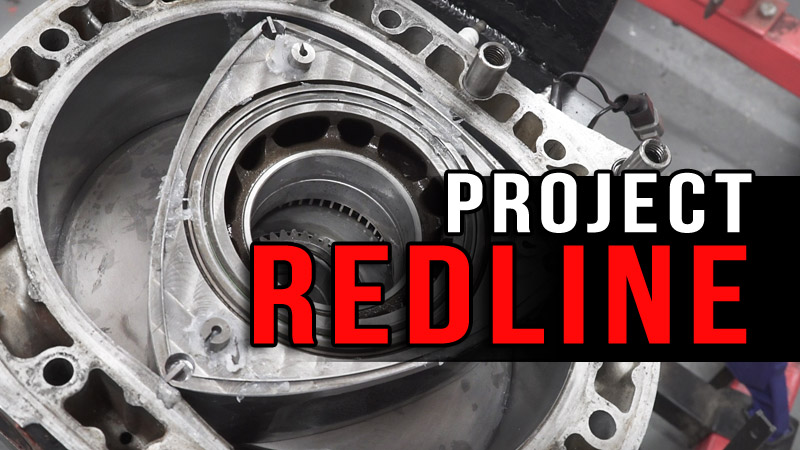 building a rotary engine