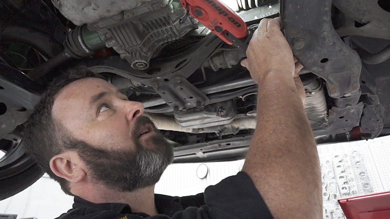 How to fix your loud exhaust with smart technology